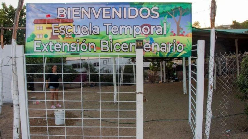 """Hijos de """"El Chapo"""" construyen escuela para niños de bajos recursos"""