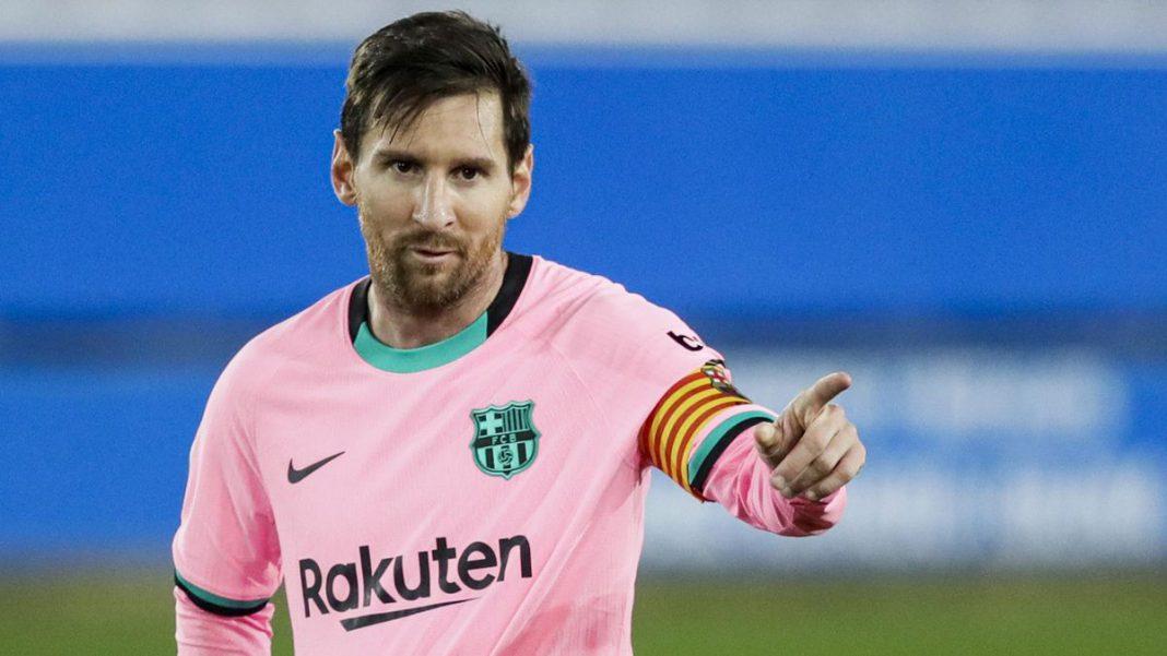 Manchester City prepara precontrato para Lionel Messi