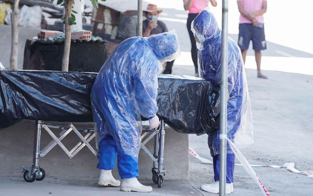 México suma mil 273 muertes por Covid-19 en las últimas 24 horas