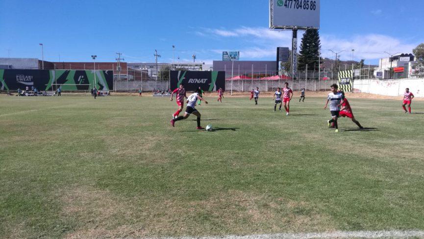 Afouteza Xalapa empata en la Copa Bajío ante el equipo local