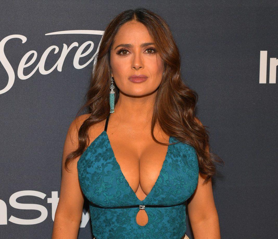 La razón por la que Salma Hayek no quiso interpretar a Selena Quintanilla