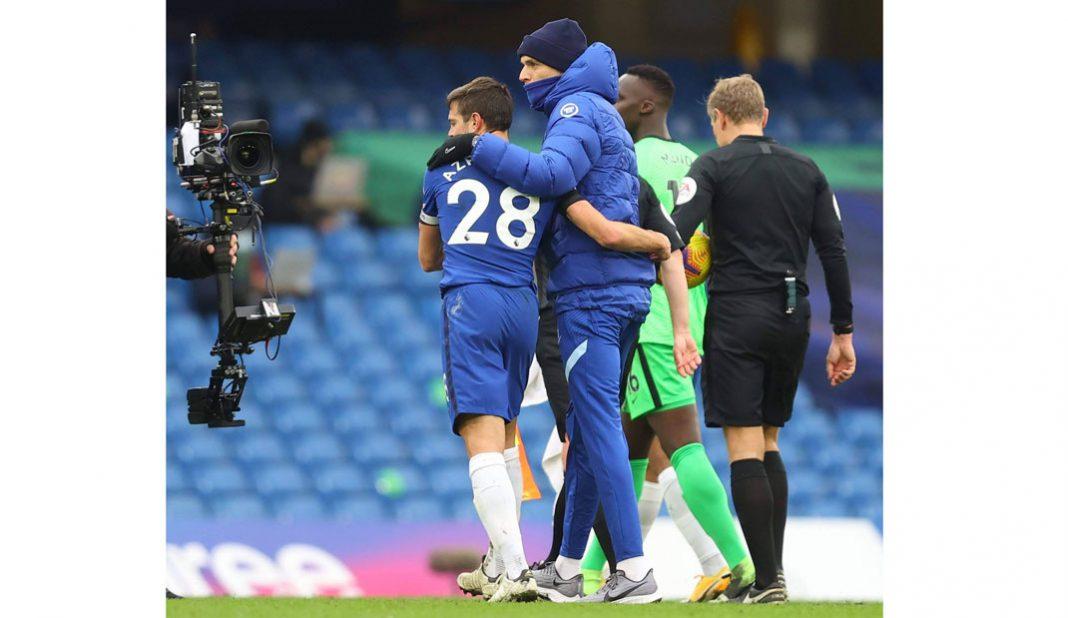 Chelsea gana por primera vez al mando de Tuchel
