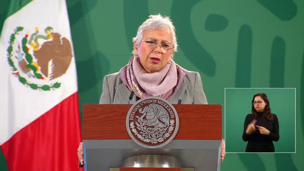 Sánchez Cordero asegura que la 4T es una transformación feminista