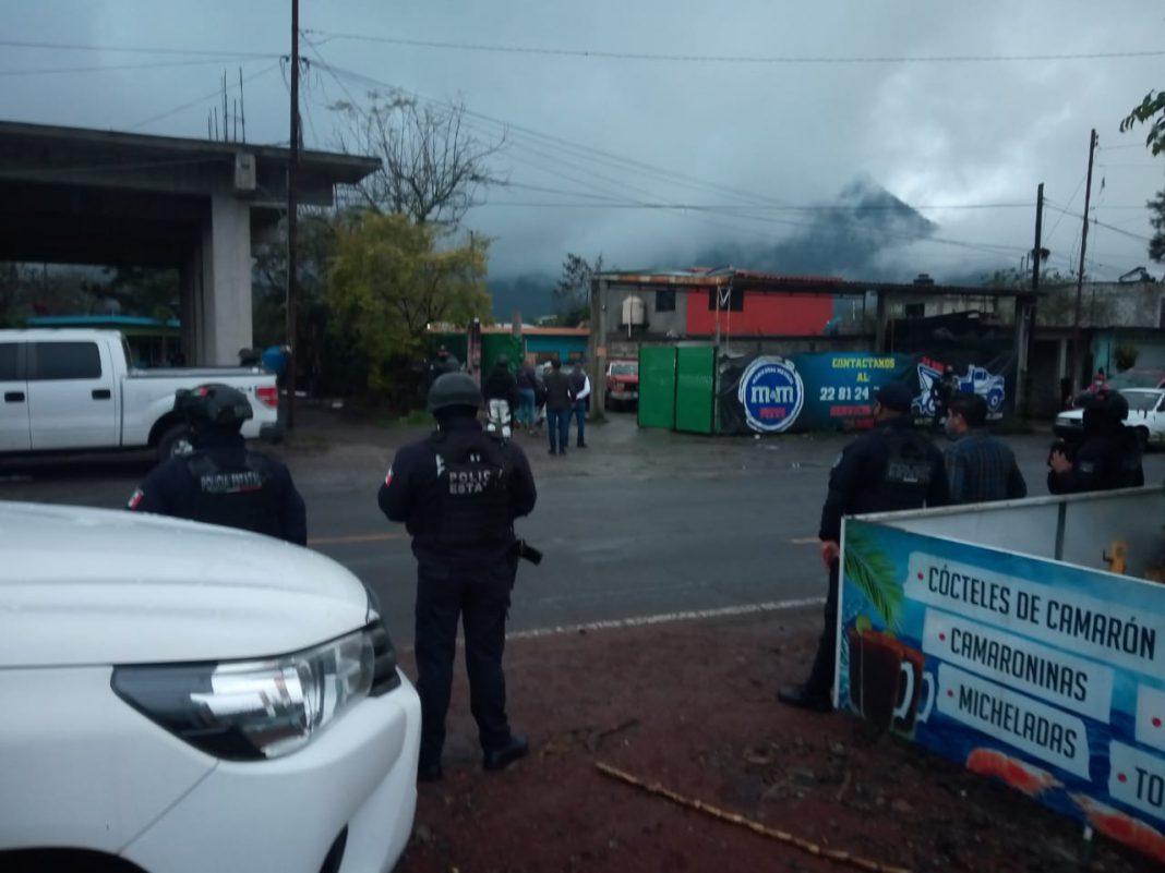 Falla operativo de autoridades en corralón de Ixtaczoquitlán
