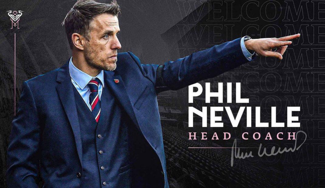 Inter Miami nombra a Phil Neville como su director técnico