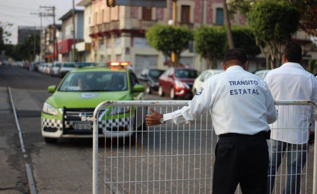 Gobierno estatal anuncia once cierres viales en puerto de Veracruz