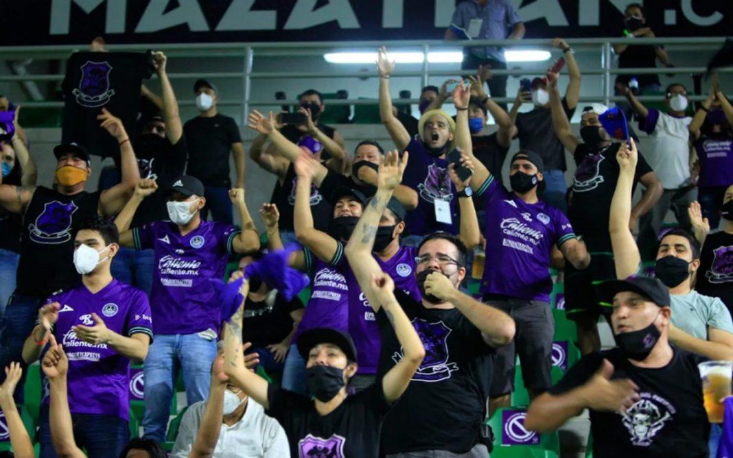 Mazatlán FC recibiría aficionados en su debut en el Guard1anes 2021