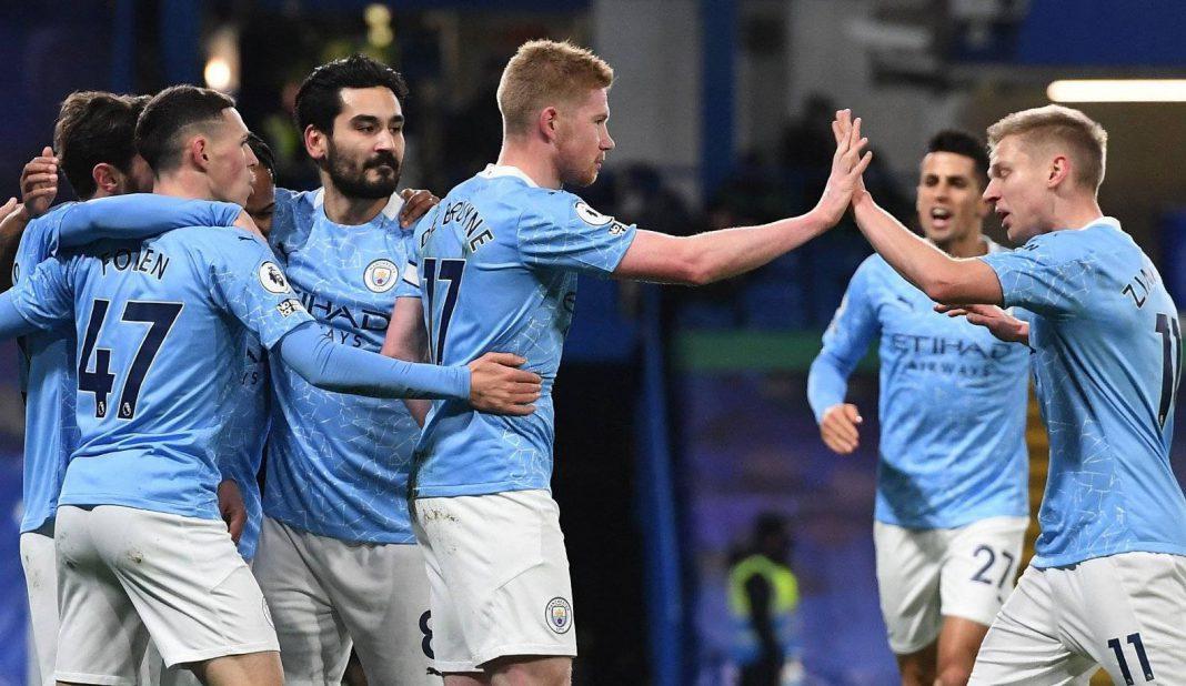 Manchester City derrota a domicilio al Chelsea