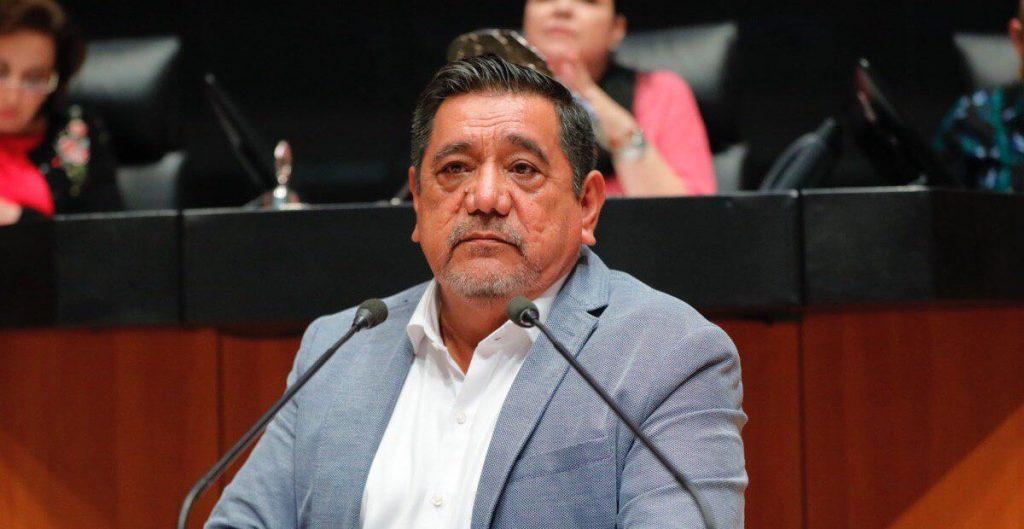 Salgado Macedonio: INE retira su registro como el candidato de Morena en Guerrero