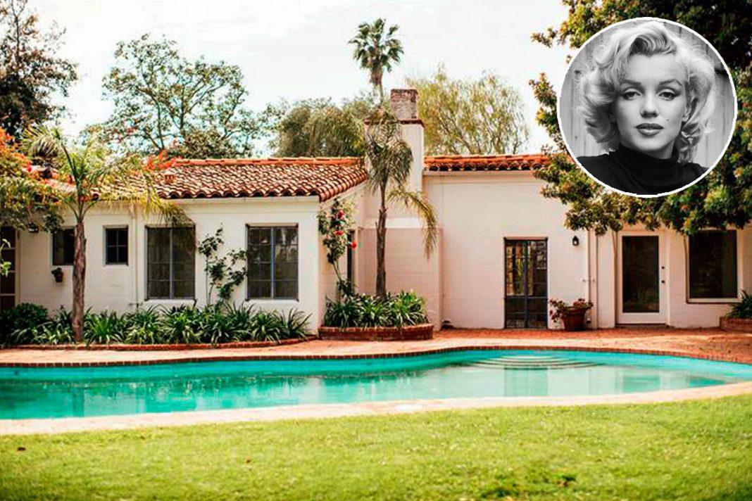 El fantasma de Marilyn Monroe acecha su antigua casa