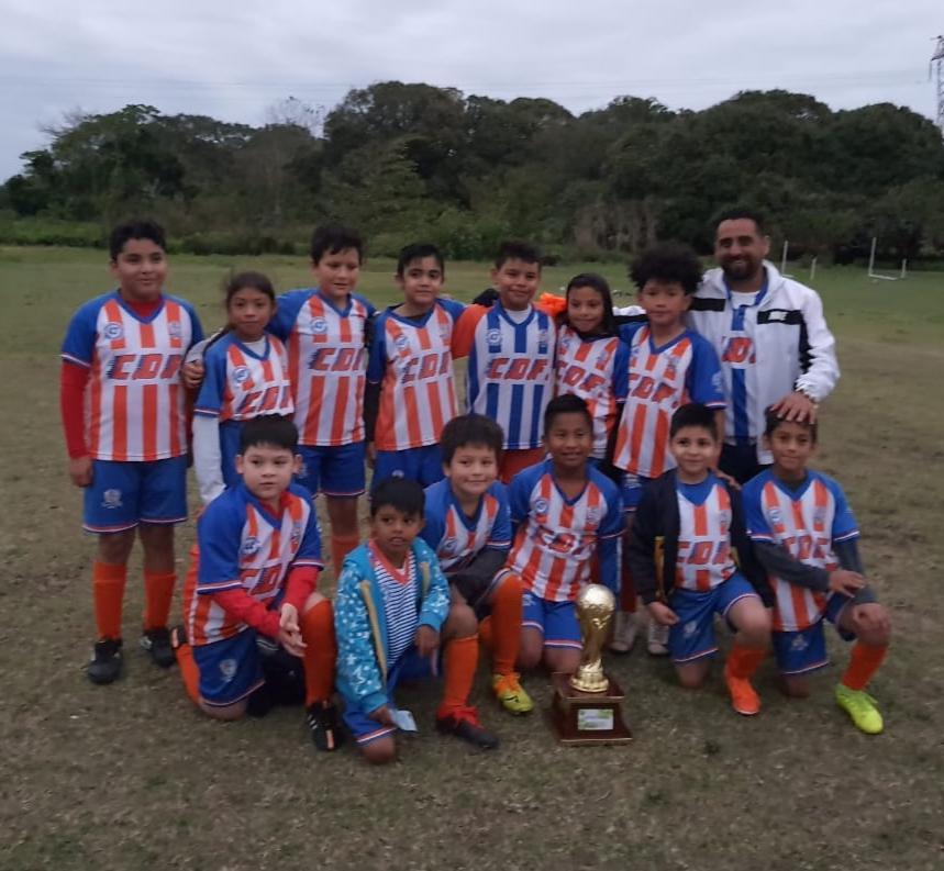 CDF sigue sumando títulos en la Liga Municipal