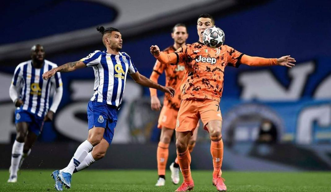 Porto del Tecatito Corona vence a Juventus y Cristiano