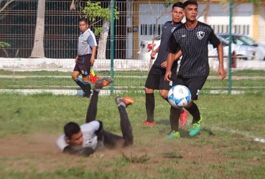 Inician amistosos de la Liga Amateur de Futbol Veracruz