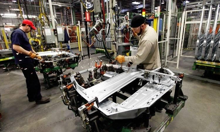 Actividad industrial en México tiene su peor caída en 25 años