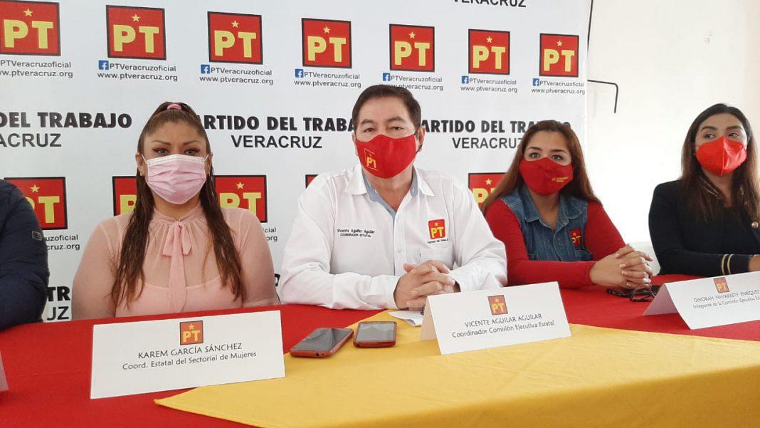 PT espera quiere encabezar más alcaldías y diputaciones en alianza con Verde y Morena