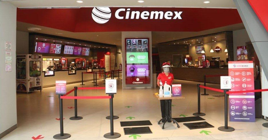 Cinemex se va de Veracruz