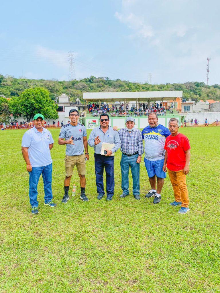 Tiguerillo gana el título de la Liga Municipal de Alvarado ante Deportivo Once