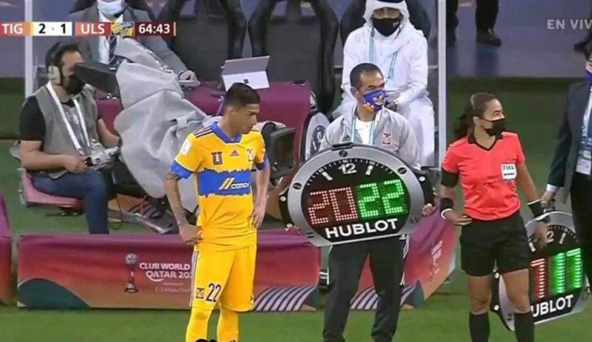 Veracruzano Raymundo Fulgencio juega con Tigres en Qatar