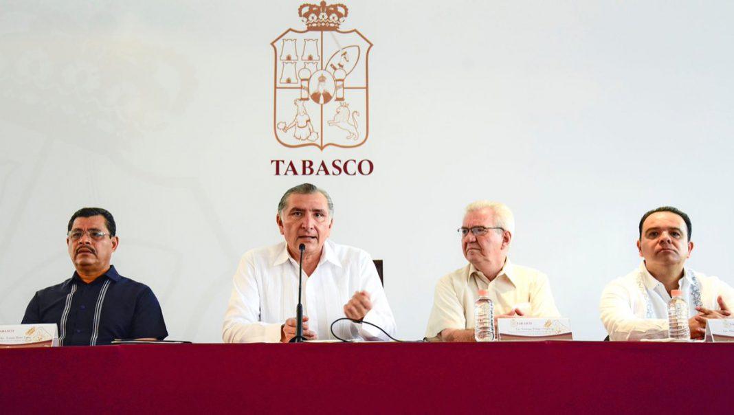CFE y gobierno de Tabasco acuerdan condonar deuda a 600 mil habitantes