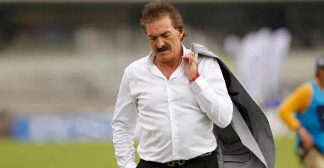 Herediano buscaría a Ricardo La Volpe para hacerlo su entrenador