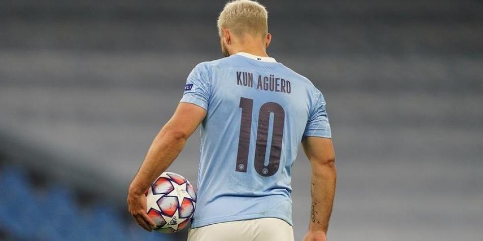 Los equipos que podrían fichar al Kun Agüero la próxima temporada