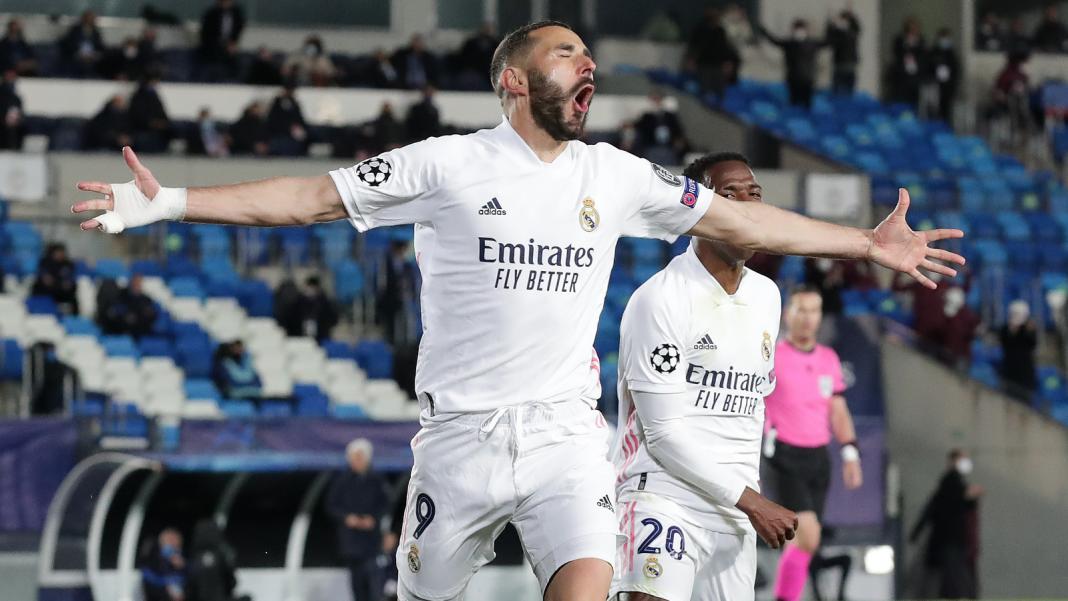 Real Madrid elimina a Atalanta de la Champions League