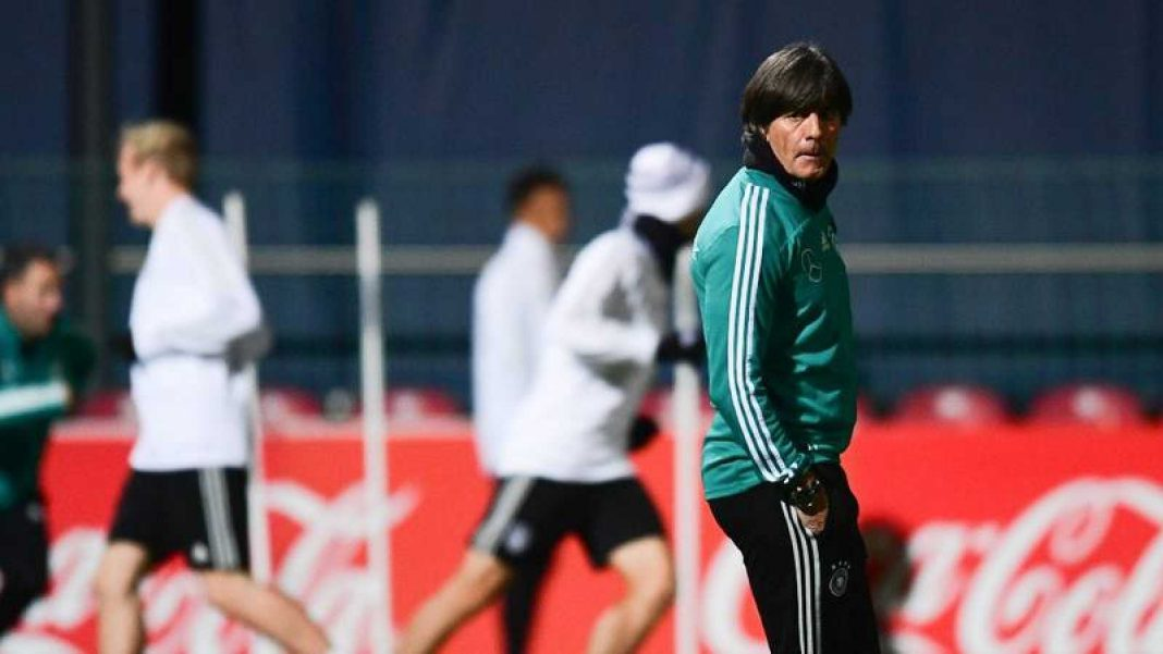 Joachim Löw anuncia su salida de la Selección de Alemania