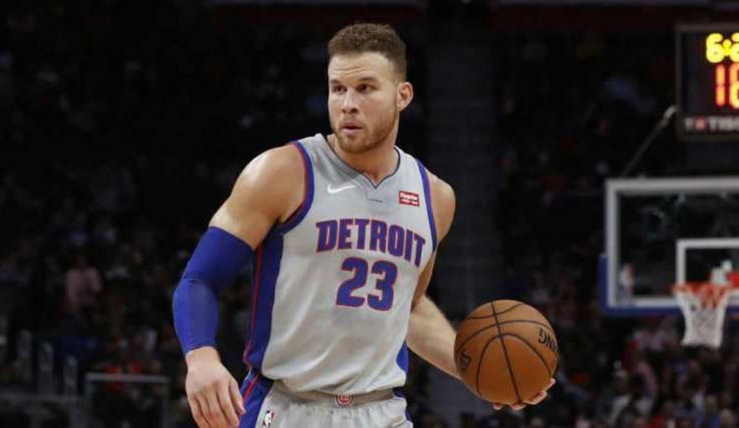 Blake Griffin ya es jugador de los Nets