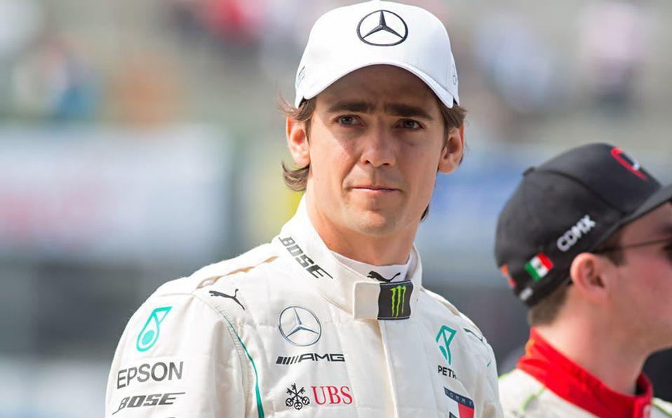 Esteban Gutiérrez deja de ser piloto de prueba de Mercedes
