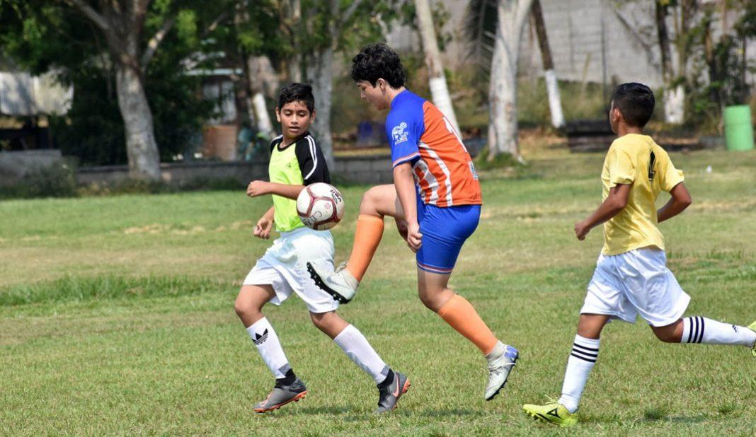 Lista la jornada 6 de la Liga Municipal de Futbol