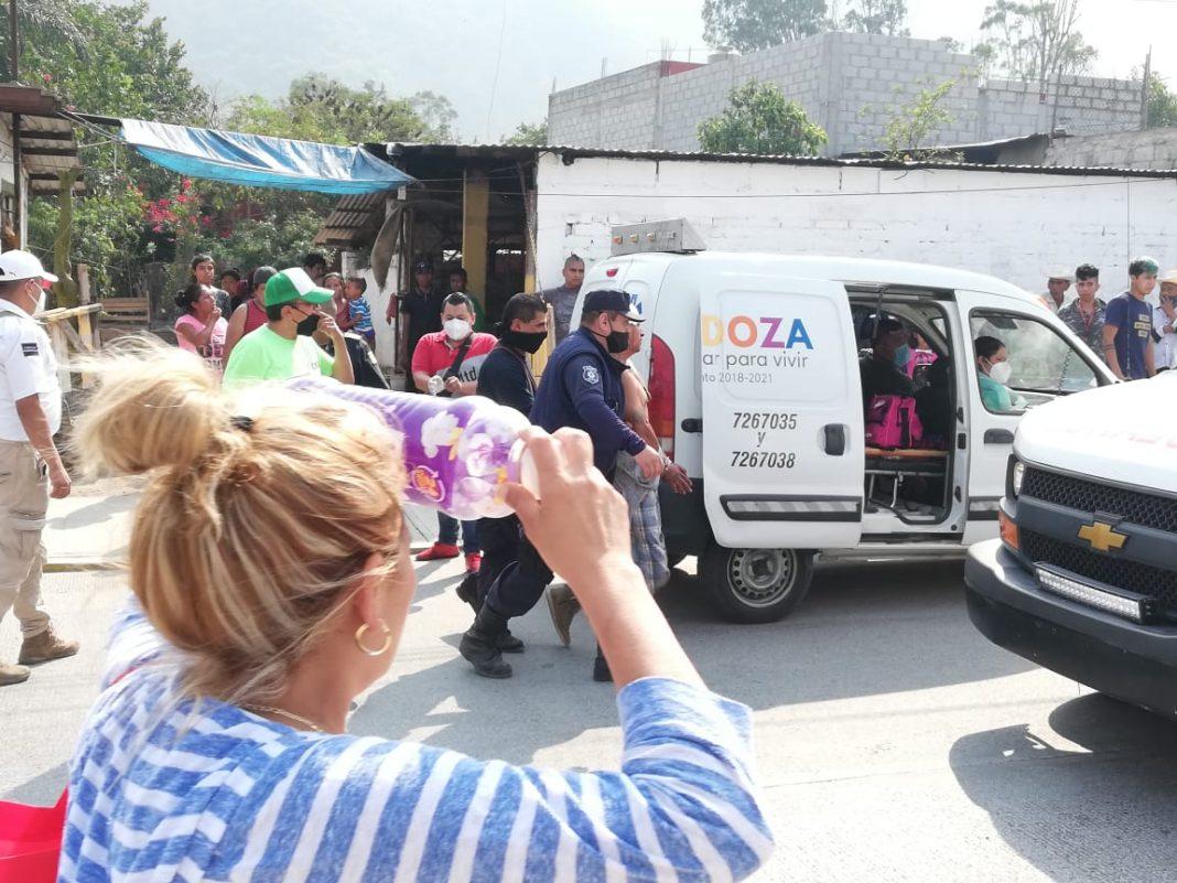 Pelea entre familiares y amigos en Nogales deja a dos heridos