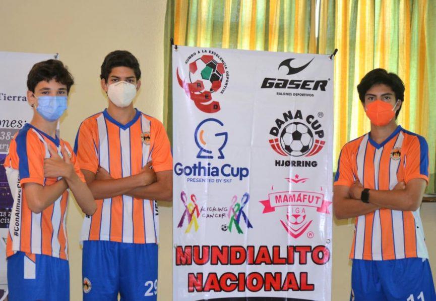 Los Piratas del Atlético Veracruz listos para el Mundialito