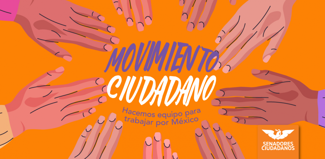 Movimiento Ciudadano, la gran apuesta de Dante Delgado