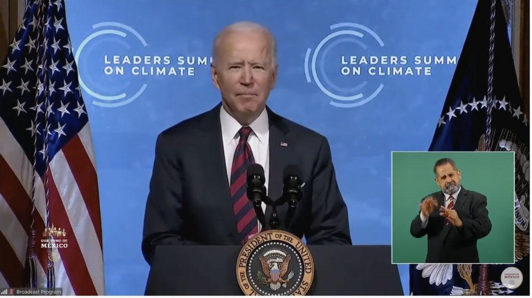 Biden pretende reducir a la mitad las emisiones de carbono de EE. UU.