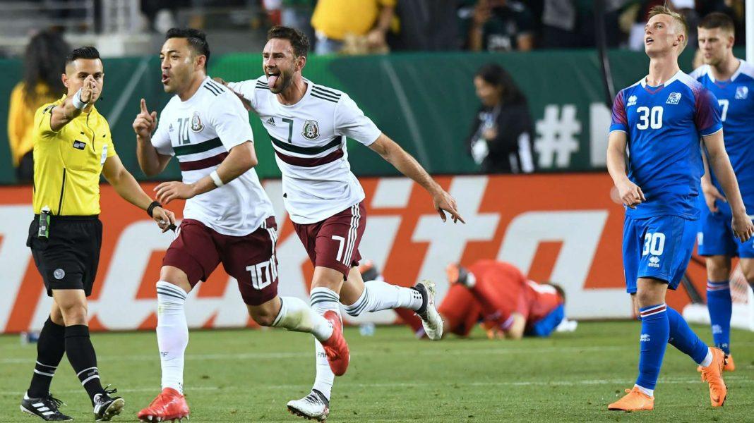 Juego entre México e Islandia cambia de fecha