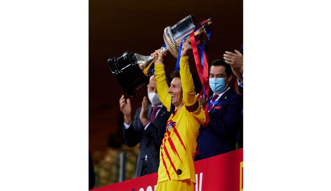 Barcelona golea y gana la Copa del Rey