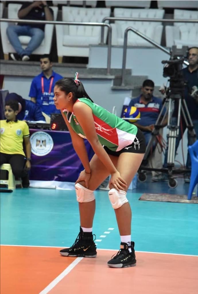 Jimena Cruz integra la Selección Femenil Sub-18 de Voleibol y buscará su lugar en el equipo que jugará el Mundial