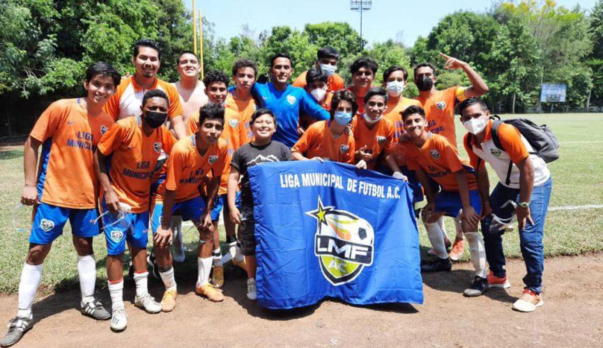 Liga Municipal gana título Sub 15 de la Liga Nacional Juvenil
