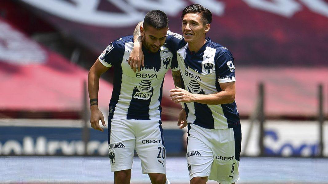 Monterrey se afianza en los primeros lugares con triunfo ante Toluca
