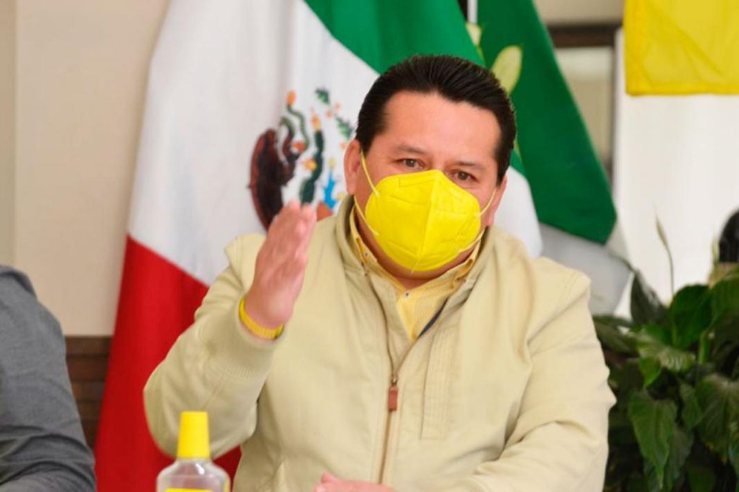 PRD pide al gobierno de Veracruz un proceso electoral en paz y seguro