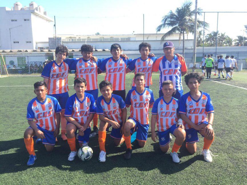 Gana CDF Copa Premier Semana Santa 2021 de Futbol 7