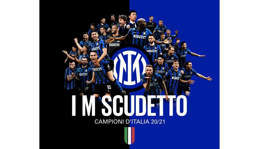 Inter campeón de la Serie A de Italia