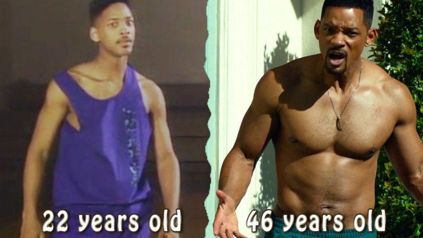 Will Smith se sincera y comparte su nuevo cuerpo