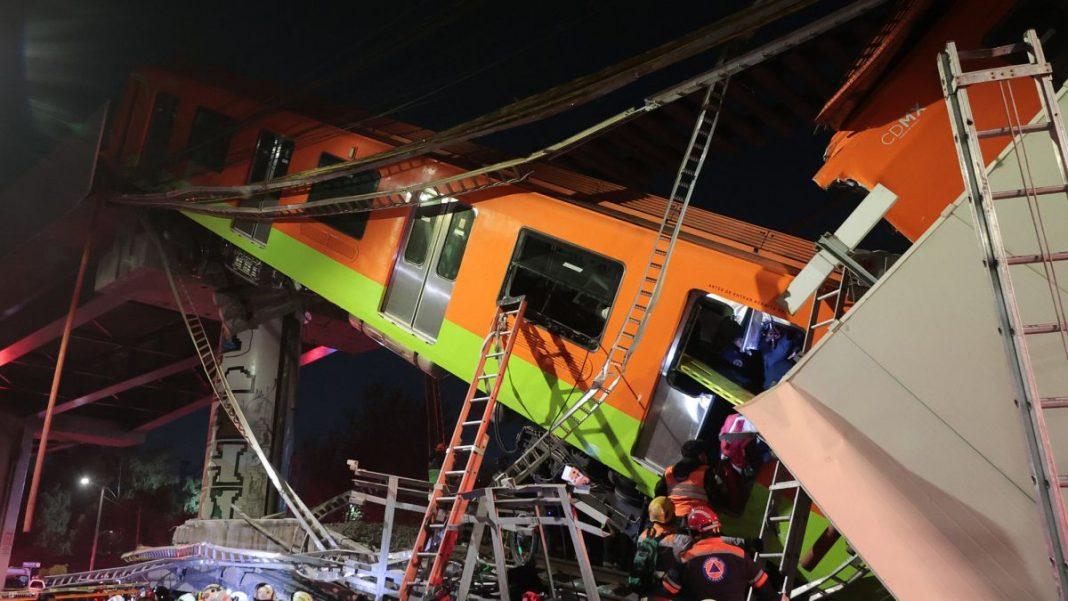 Línea 12: Peritaje internacional señala falla estructural como causa del colapso