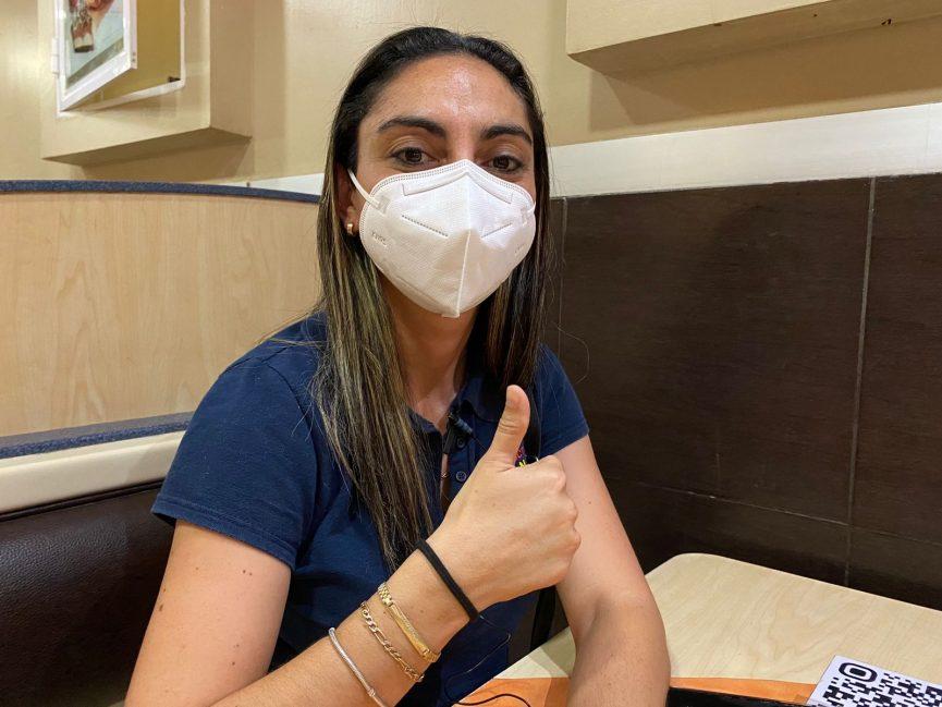 Laura Sanz se alista para la tercera jornada de la Copa Notiauto y busca recortar distancia con el primer lugar