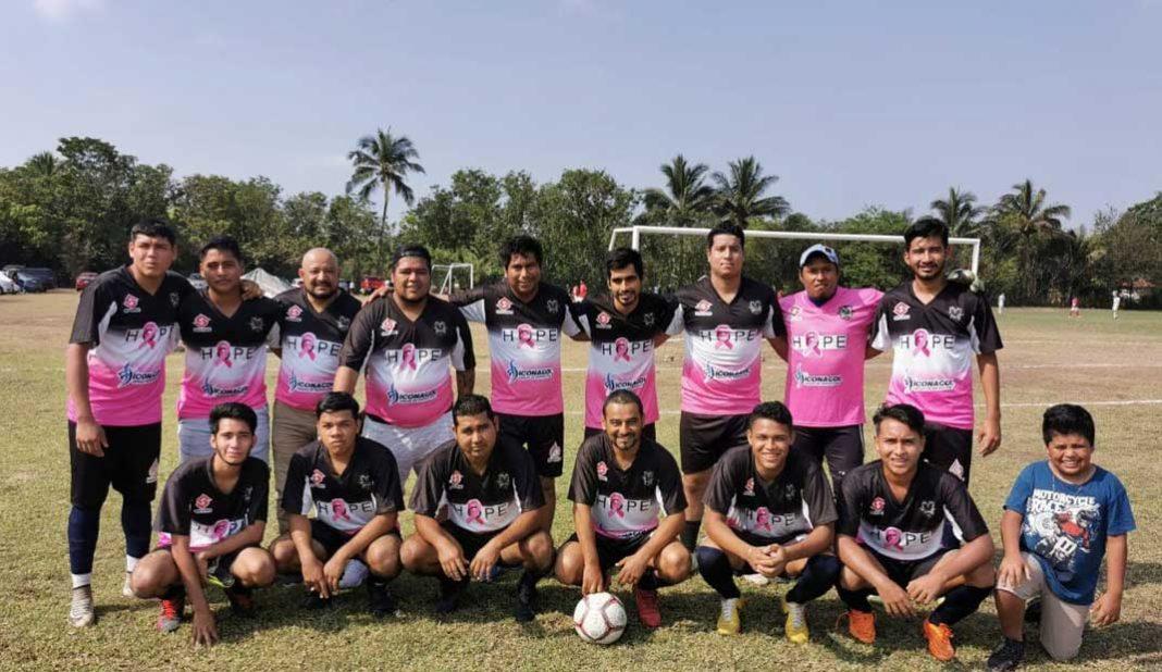 Exitosa jornada 6 de la Liga Amateur de Futbol Veracruz