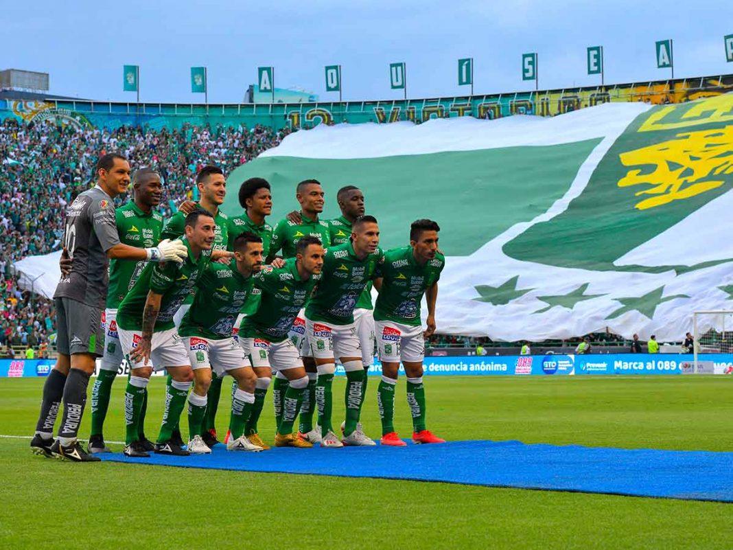 León abrirá estadio con el 50 por ciento para el repechaje