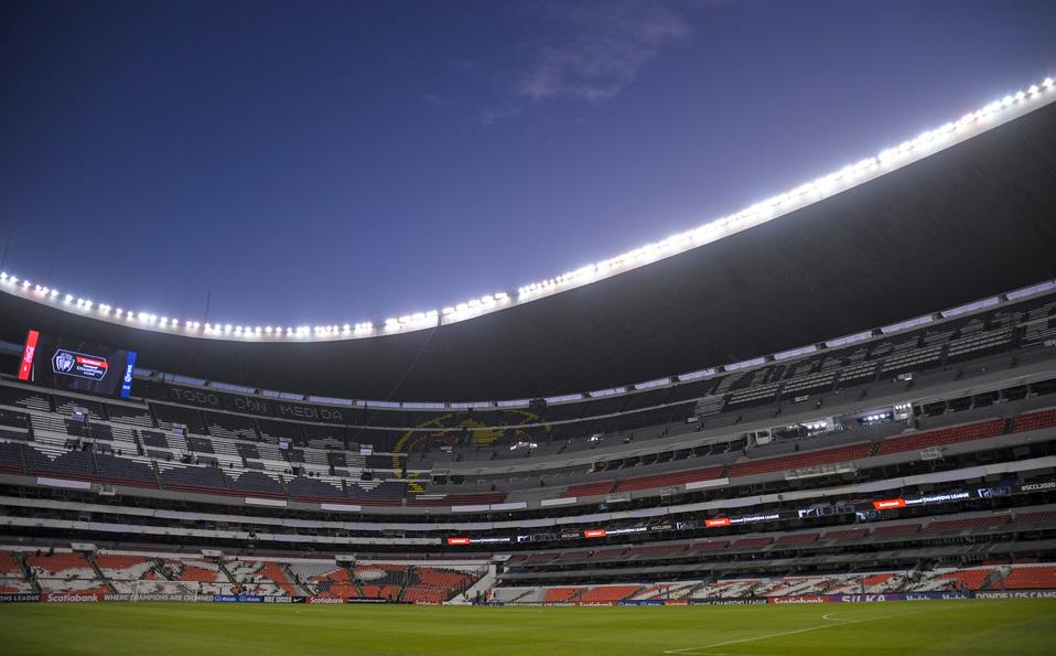 Estadio Azteca podría reabrir la próxima semana