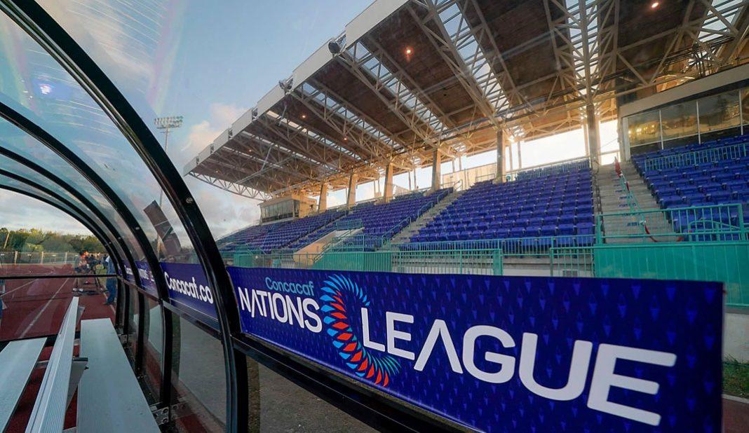 Horarios de las Finales de la Liga de Naciones Concacaf