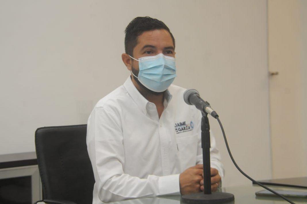 Jaime de la Garza: quiero ser el mejor diputado local que haya pasado por Veracruz